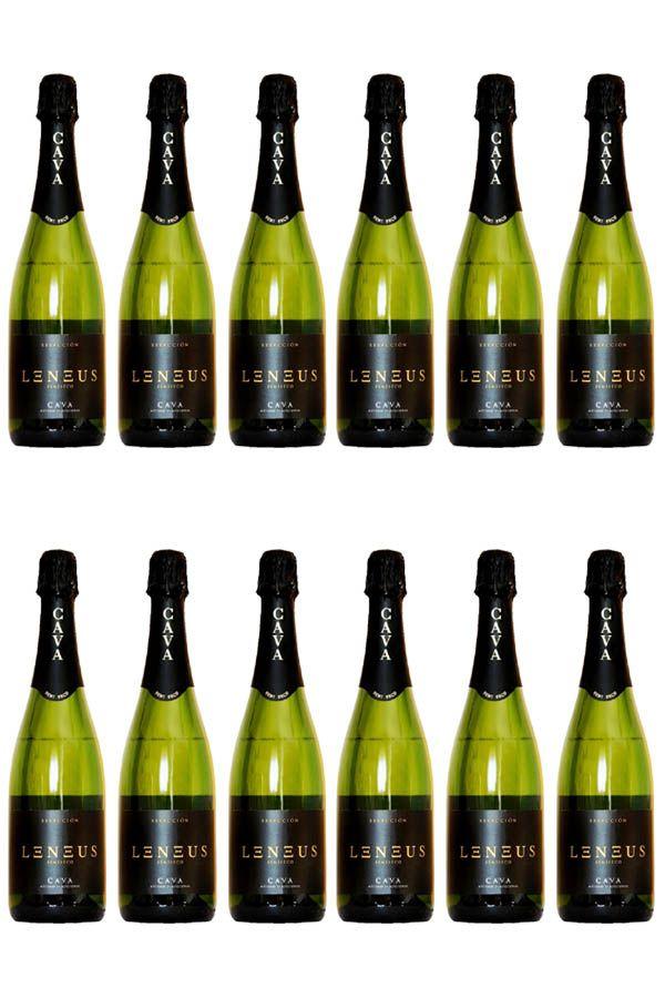 Cava Leneus Selección Caja de 12 botellas